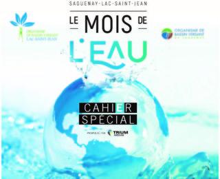 Cahier spécial Mois de l'eau
