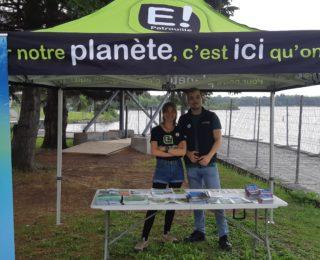 Journées de sensibilisation aux bonnes pratiques environnementales pour la navigation de plaisance